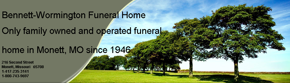 Bennett-Wormington Funeral Home